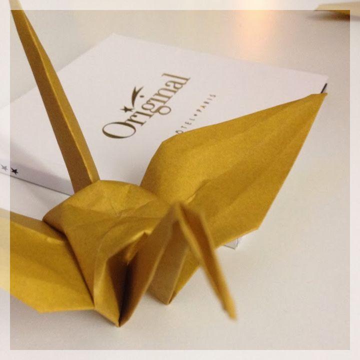L'Original c'est un hôtel 4 étoiles au plein cœur du quartier Bastille, 37 chambres dans un décor qui nous invite au rêve #hotel #paris #boutiquehotel #origami
