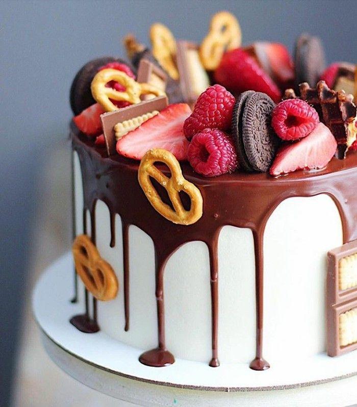 Pin Von Jaime Auf Sweets Geburtstag Torte Torten Geburtstag