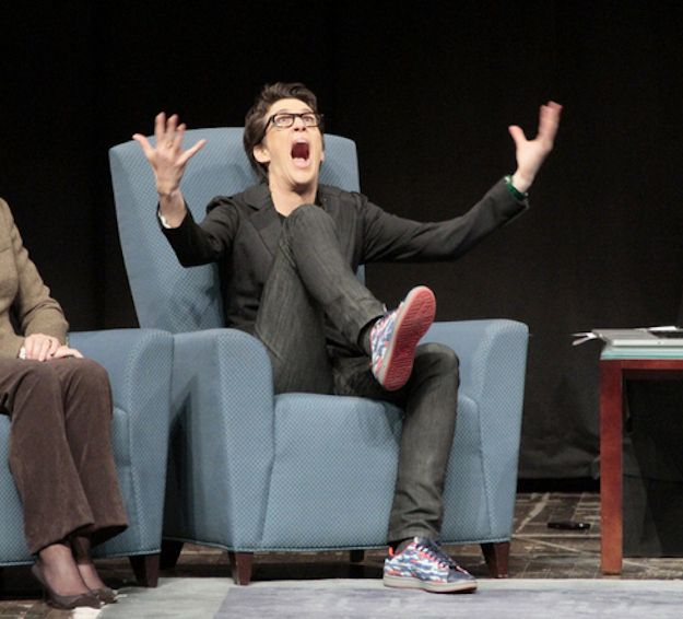 rachel maddow stanford thesis Rachel maddow divorce, married, net worth, salary, affair   rachel maddow was born on april 1, 1973 in castro valley, california rachel is known for being a tv host.