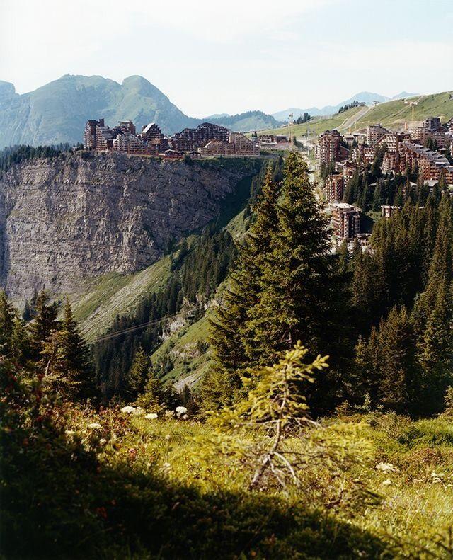 Jacques Labro Jean Jacques Orzoni Jean Marc Roques Ski Resort Avoriaz Haute Savoie French 19 1970 1970s Alps Architect Architectura Architect 2020