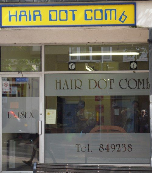20 Hair Salons With Ridiculous Names | SMOSH