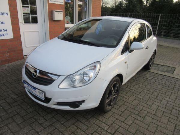Opel Corsa 1.3 CDTI DPF Selection 110 Jahre ECO Flex -  Unfallfrei  Kleinwagen, Gebrauchtfahrzeug Verfügbarkeit: Sofort  EZ 03/200