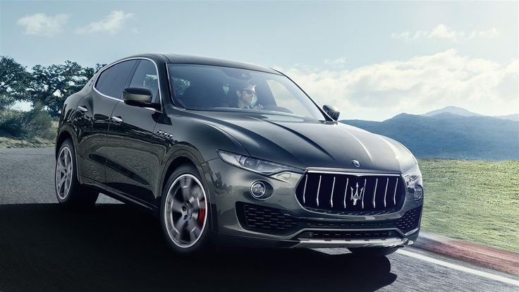 Italian luxury automaker Maserati unveils its first luxury SUV, the Levante, with a starting price of $72,000. Maserati CEO Harald Wester joins Shelby Holliday to discuss the making of Levante and trends in the luxury car industry. Photo: Maserati