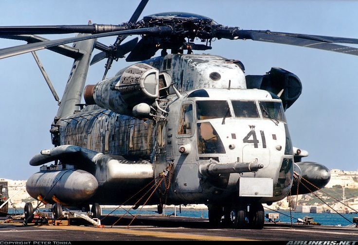 Sikorsky CH-53E Super Stallion (S-65E/80) aircraft picture