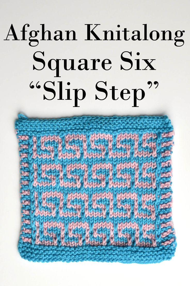 Mejores 12 imágenes de Universal Yarn Afghan Knit-A-Long en ...