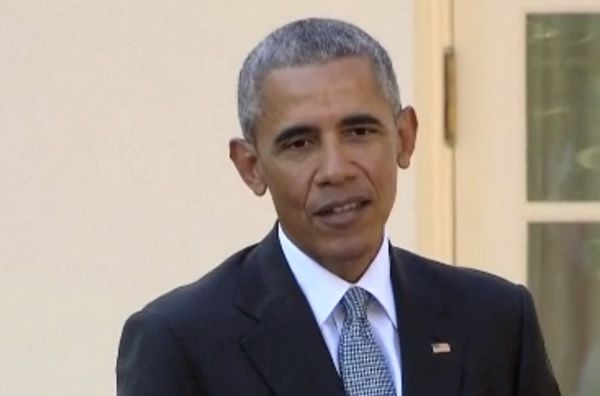 "The U.S President Barak Obama issued a statement on 18th October 2016 during a visit with visiting Prime Minister of Italy Matteo Renzi, he directed the Republican candidate for the U.S Presidential Election Donald Trump to ""Stop Whining"" and molding accusation on the American Election process 2016."