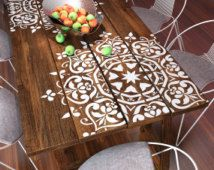 ber ideen zu geometrische wandmalerei auf pinterest geometrische wand gro e w nde und. Black Bedroom Furniture Sets. Home Design Ideas