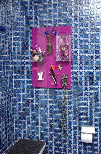 Tableau végétal MiniKipos - Les Spacieuses - Salle de bain