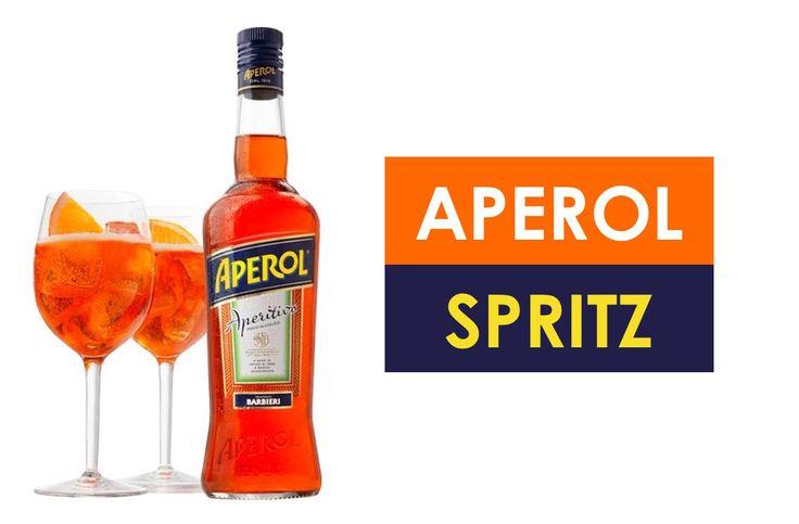 Aperol Spritz - Receita e como fazer   Pepper Drinks