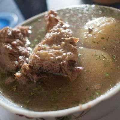 The Hangover-Curing Soup That Brings Colombia's Drunks Back from the Dead