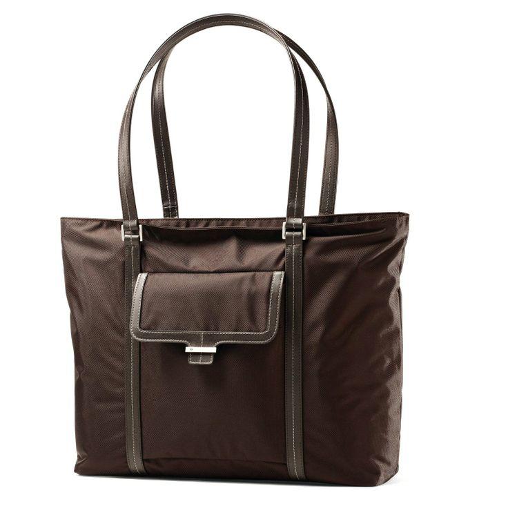 Samsonite Laptop Bag Brown
