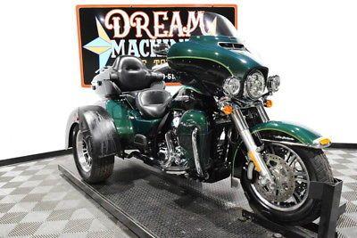 eBay: FLHTCUTG - Tri Glide Ultra Ultra Classic Trike -- Dream Machines of Texas 2016 Harley-Davidson FLHTCUTG - Tri… #motorcycles #biker