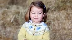Princess Charlotte pictures: Kate Middleton's new photo on daughter's second birthday | UK | News | Express.co.uk