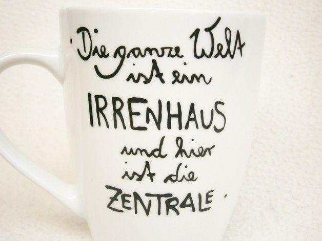 Irrenhaus ~ I need this mug!