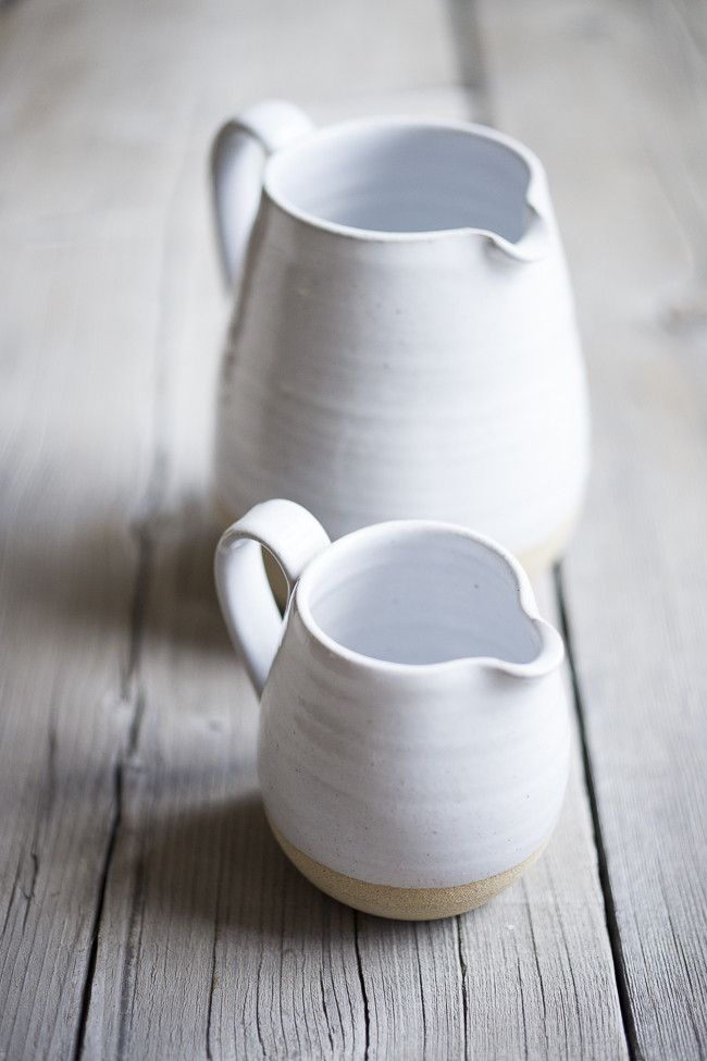farmhouse pitcher pottery Sherree s kitchen Pinterest