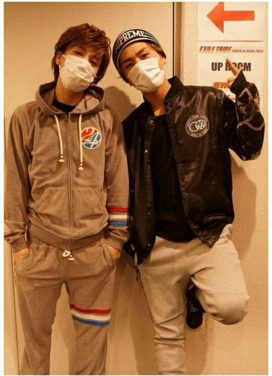 Tosaka Hiroomi & Iwata Takanori