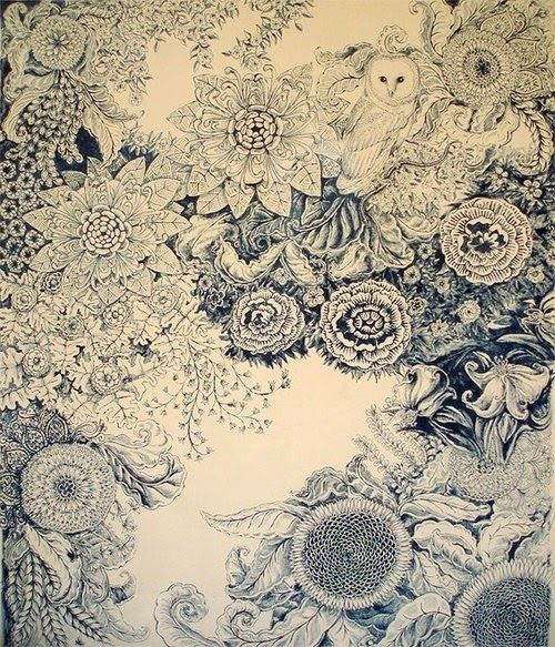 60 best jacobean crewel images on pinterest jacobean embroidery william morris by eclaire fandeluxe Images