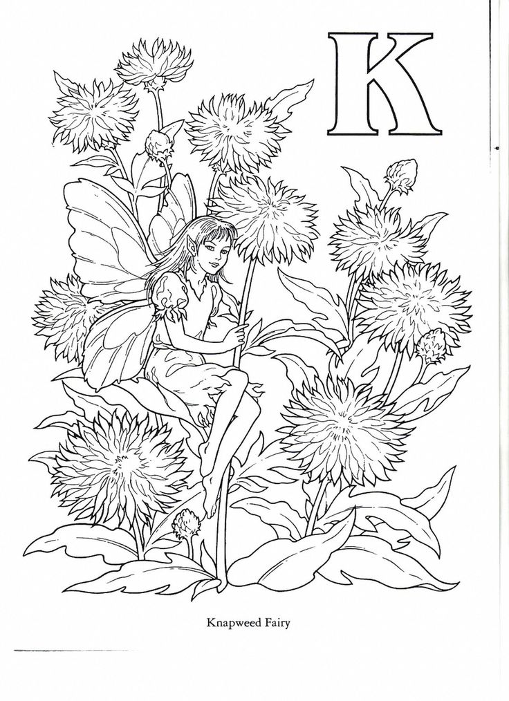 Redwork | Fairy coloring pages, Fairy coloring, Flower ...