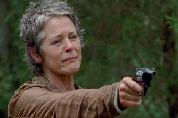 Will Carol reveal her true self to the Alexandrians in The Walking Dead season 6 episode 2?