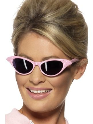 Flyaway Style Rock and Roll Sunglasses