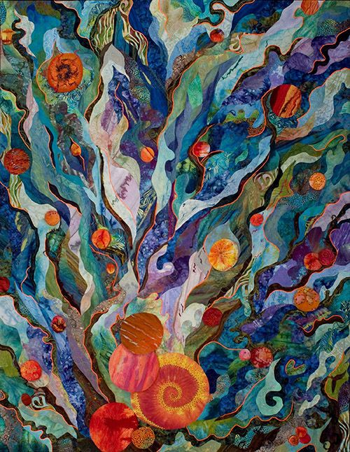 672 best Art Quilts images on Pinterest | Quilt patterns, Quilt ... : artistic quilts - Adamdwight.com