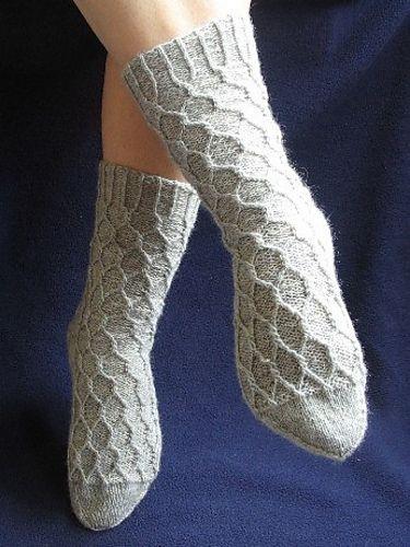 Ravelry: Snicket Socks pattern by Sabine Riefler Free Knit Pattern