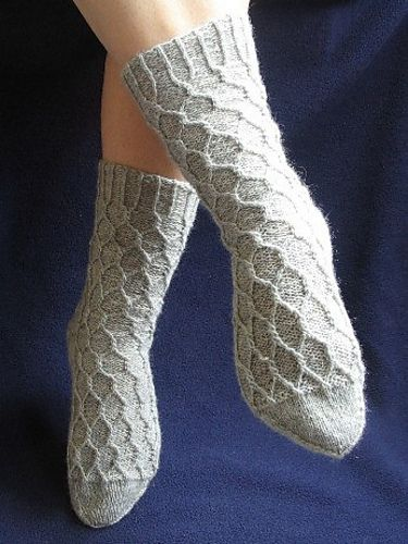 Ravelry: Snicket Socks pattern by Sabine Riefler Free Knit Pattern