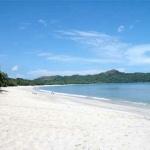 Costa Rican white sand beaches.  #RogersWinterWhites
