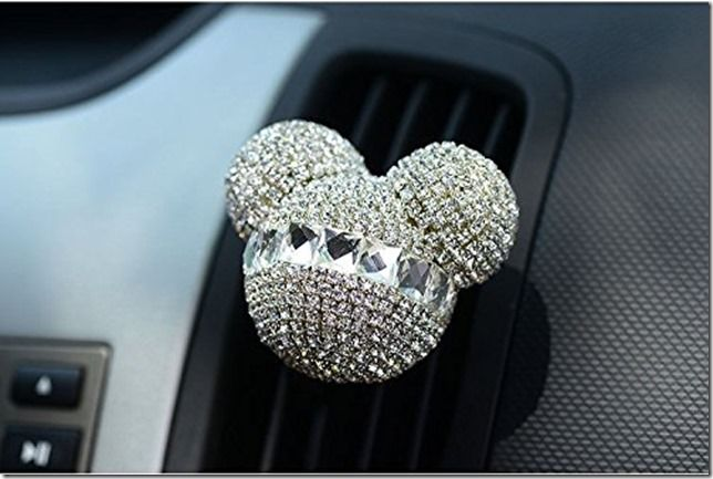 Disney Discovery- Mickey Mouse Sparkling Car Air Freshener