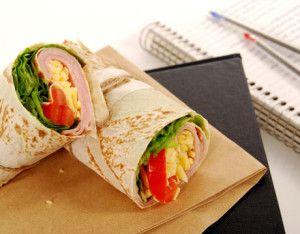 cool Healthy School Lunch Ideas