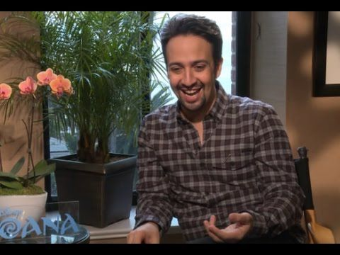 "Before he ever began rehearsals for Hamilton Lin-Manuel Miranda was tapped by Disney to write the songs and music for the New Zealand-set animated adventure Moana. But on the day he got the call landing a high-profile gig with Disney wasn't even the best news the Tony winner had gotten that day.  ""Life changed pretty drastically on that day. I actually found out I was going to be a father that morning"" Miranda recently told ET's Kevin Frazier at a junket promoting Moana. ""My wife was going…"