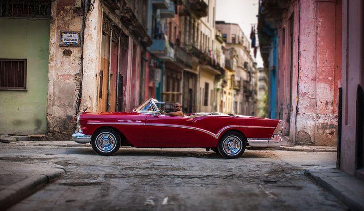 Cuba, By EsrAli