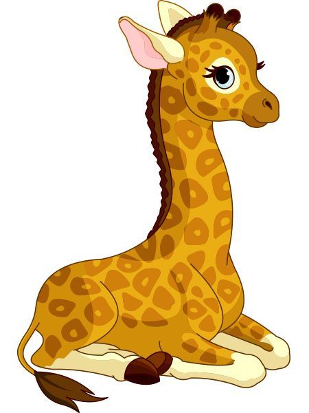 Happy Giraffe Icon
