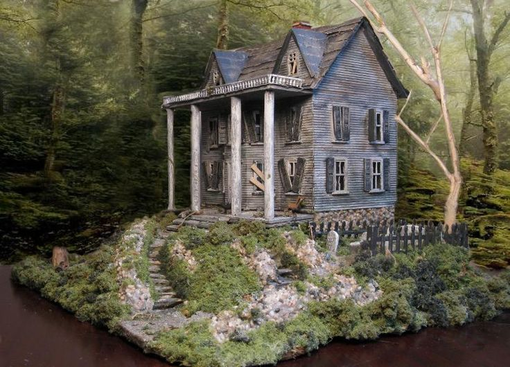 1000 images about railroad magic on pinterest ho scale for Custom built victorian homes