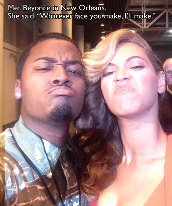 Best People To Meet Images On Pinterest Beautiful People All - 12 hilarious photos of people who thought they were taking a selfie with a celebrity