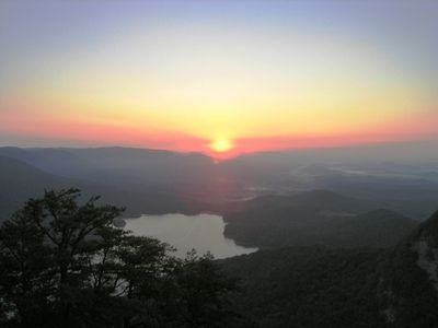 Sunrise Hike With A Park Ranger At Table Rock State Pickens SC