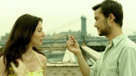 Uncertainty.  A movie about how one decision can change your whole life.  and Joseph Gordon Levitt is in it.  He's so hot.