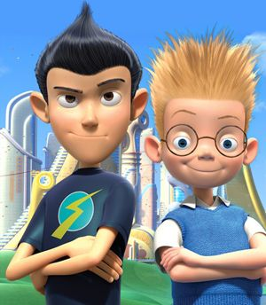 Meet the Robinsons My favorite Disney movie. And coming from me, that means a LOT.
