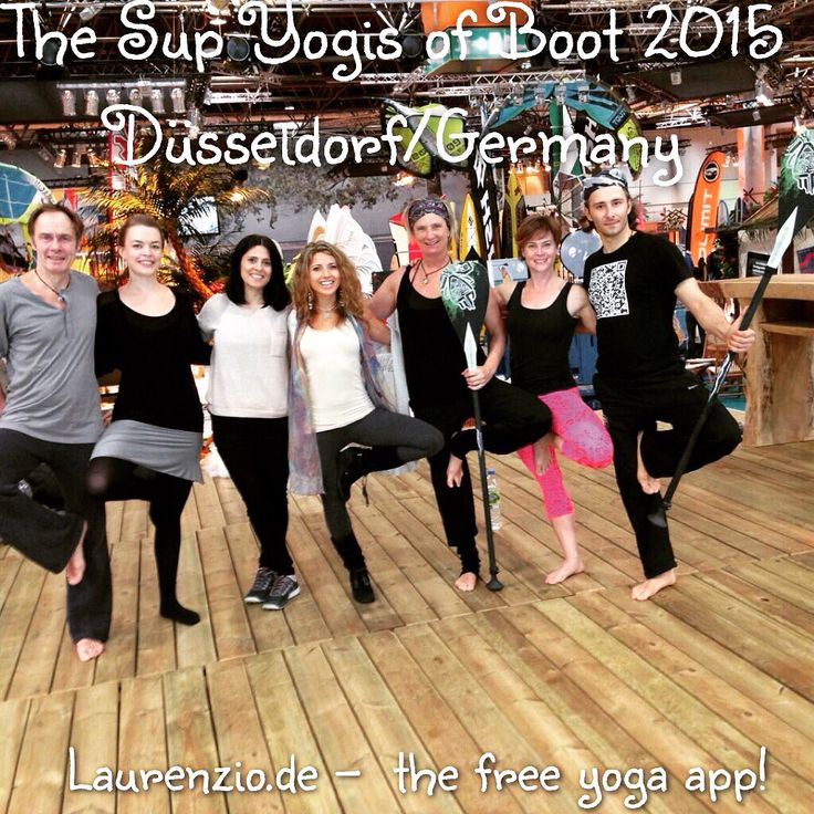 This is Laurenzio and the other Sup Yogis including Dashama of the Boot Show 2015 in Düsseldorf / Germany. Om Aloha - Laurenzio Sup Yogi of the www.SupYoga.de Crew! Don't forget to follow Laurenzio on instagram ;-). @laurenzioyoga #sup #supyoga #paddleyoga #supyoga.de #standuppadle #laurenzio #laurenzioyoga #starboard #dashama #boot #boot2015 #düsseldorf #yoga #yogi #yogaeveryday #yogaeverydamnday #supgermany #supyogagermany #paddleboardyoga #boatshow #aloha #standuppaddleboard #supboard…