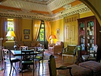 Salão de Estar Rainha Santa Isabel - Casa das Tílias