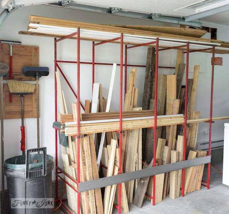 Storage for my wood