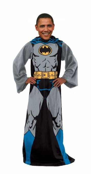 The Dark Knight Snuggie