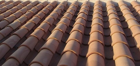 Roof tile spanish tile roof cost for Spanish tile roofs