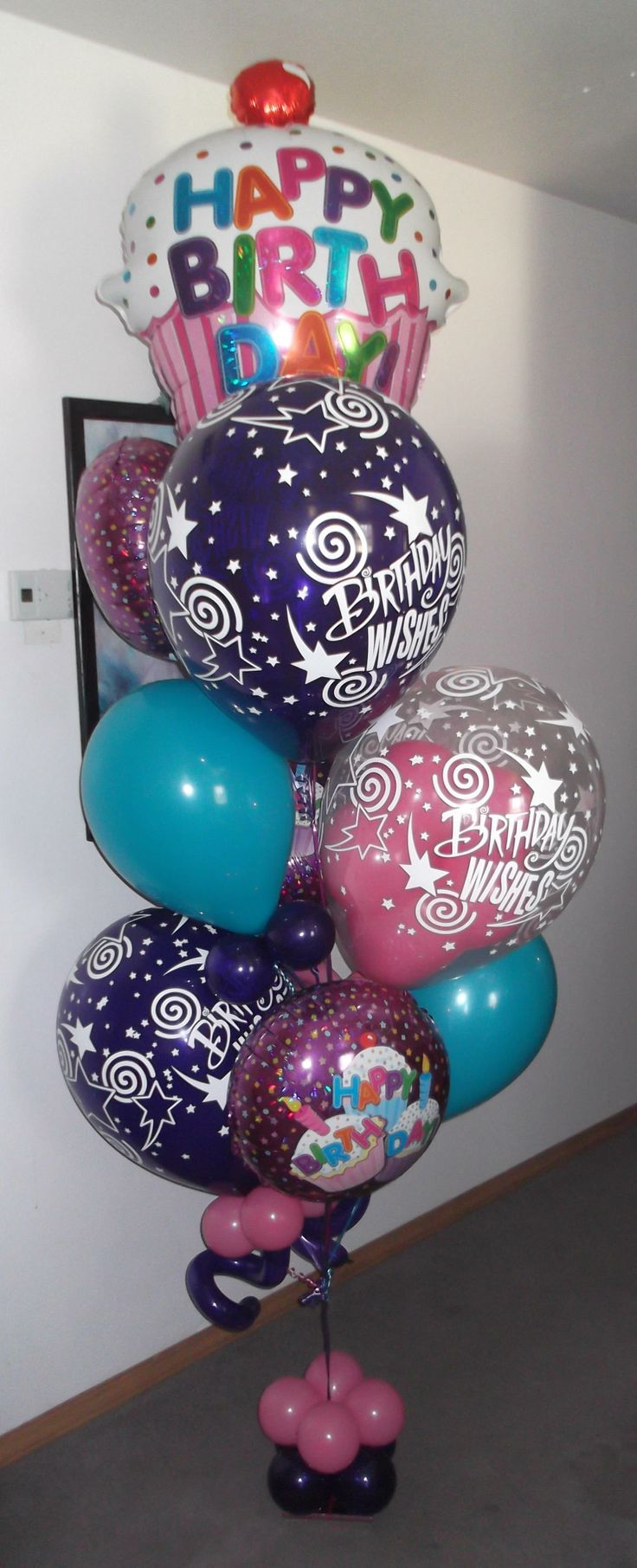 17 Best Images About Balloons And More Gifts Bouquets On