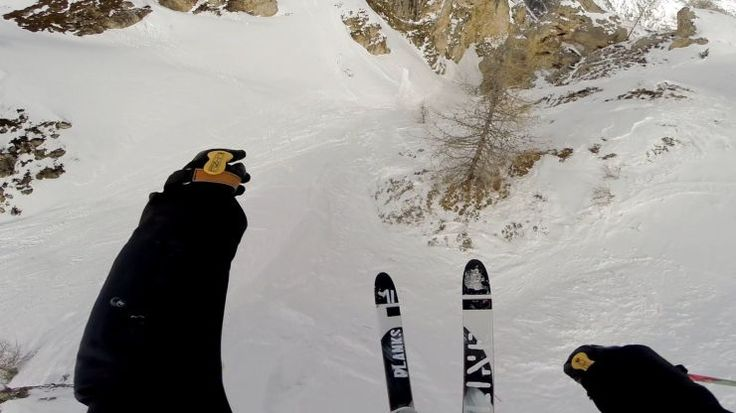 Watch as GoPro surprises Léo to tell him the big news. Léo explains his storied past with Val d'Isère in France, where his winning line was filmed. After over 800 entries, Léo separated himself from the pack due to his creativity and the technical difficu
