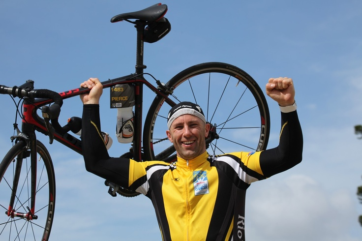 The joy of being a part of something epic.    Facebook: http://www.facebook.com/RideToConquerCancer  #RTCC #RioTinto #Sunsuper #RideToConquerCancer