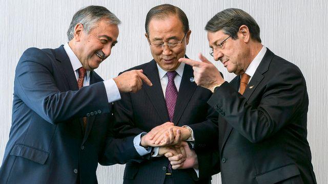 Une solution pour Chypre est à portée de main