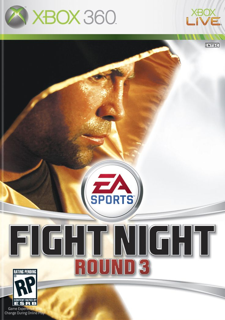 Fight Night: Round 3 - Xbox 360 (CIB)