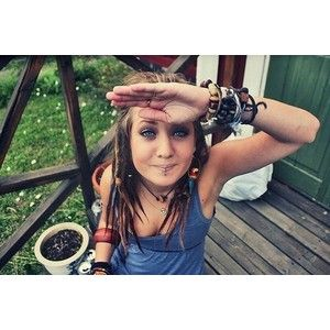 dreads synthétiques taille S - Lilo