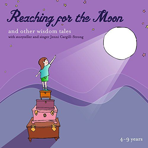 Reaching for the Moon and other wisdom tales by Jenni Cargill-Strong http://www.amazon.com/dp/0980320054/ref=cm_sw_r_pi_dp_OGBEub0K86EWA